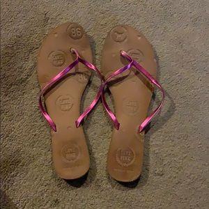 Victoria's Secret PINK flip flops
